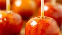 Toffee Apple Recipe