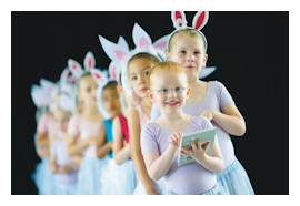Dance classes for children