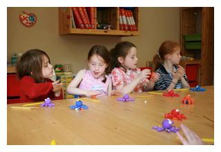 Teaching children to be creative
