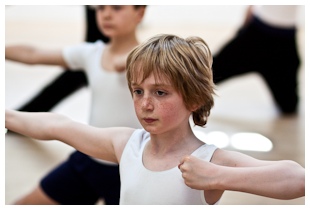 Boys ONly Dance Workshops from RAD
