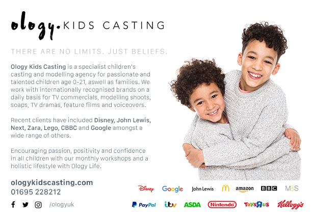 Kids modelling and casting agency