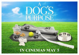 A Dogs Purpose Merchandise Pack