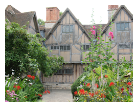 Shakespears Birth Place