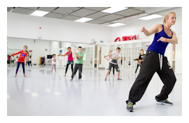 Modern dance classes in Ipswich
