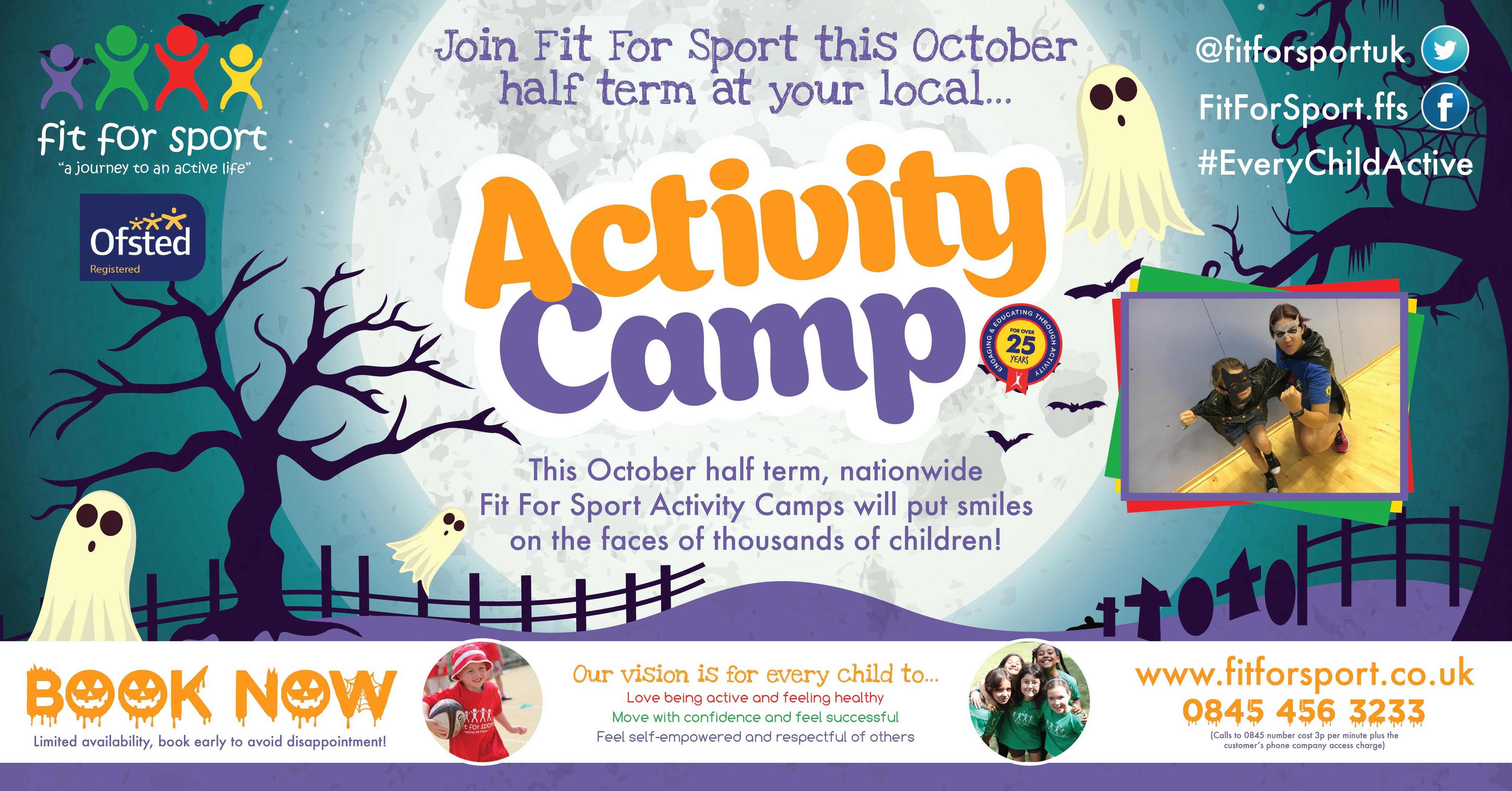 activity u0026 sports camps summer easter christmas u0026 half term