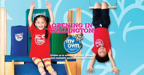 New Gym for Kids
