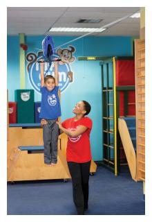 Gym activities for children