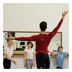 Boys ballet classes