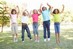 Help for bed wetting children