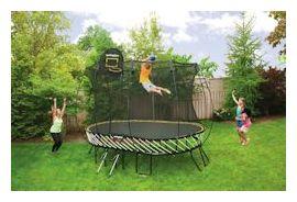 Safe trampolines