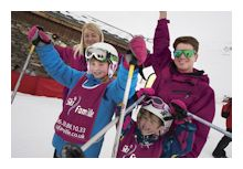 Ski holidays with slope classes