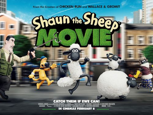 Shaun The Sheep Family Film