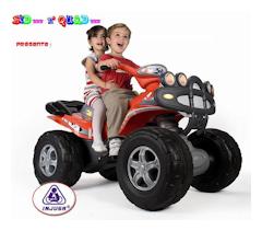 Quad bikes for children