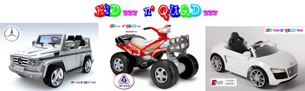 Suppliers of Children's Quad Bikes