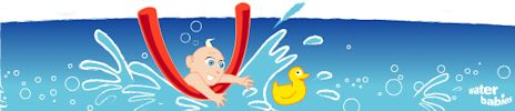 Water Babies for swimming classes for toddlers