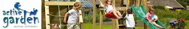 Trampolines and Climbing Frames for Kids