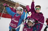Skiing holidays for families