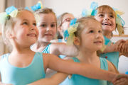 Children's ballet classes in London