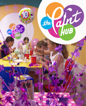 Arts & Crafts parties in Dawlish