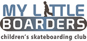 Skate boarding for kids