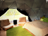 Family friendly glamping holidays