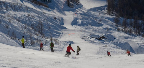 Discounts for family skiing holidays