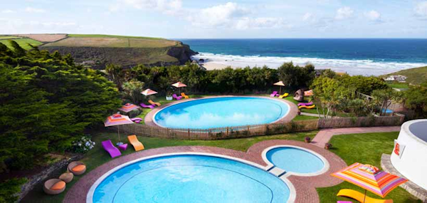 Child Friendly Hotel in Cornwall