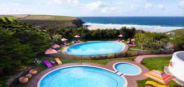Child Friendly Hotel in Cornwall