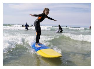 Family Friendly Hotel Near Surfing