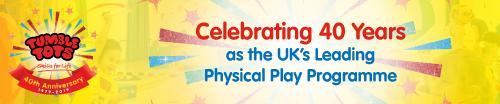 Gymnastics activities for babies & toddlers