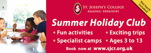 Summer Holiday Activity Camps in Reading, Berkshire