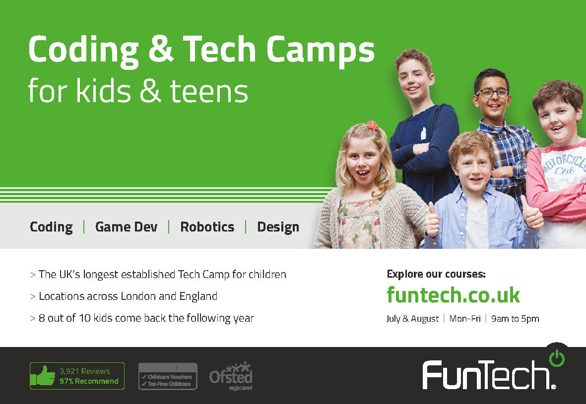 Children's Computer Coding Classes