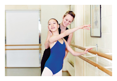 Ballet for beginners with RAD