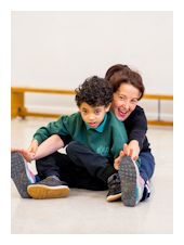RAD subsidised dance classes for children