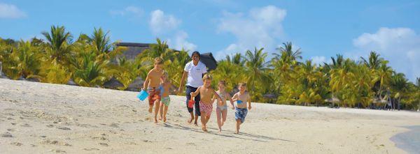 Child friendly luxury holiday resorts
