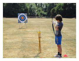 Archery at Barracudas