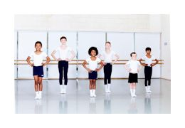 Dance classes for boys & girls with RAD