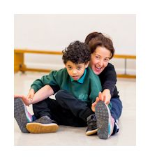 Dance classes for special needs children