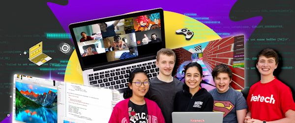 Summer holiday computer coding camps