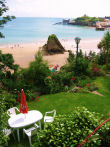 Family friendly hotel in Tenby