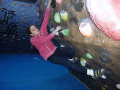 Climbing centre in bristol
