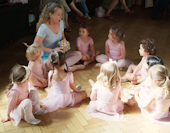 Ballet classes and parties