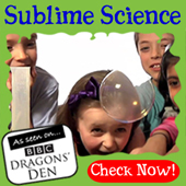 science parties for children